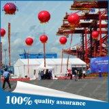 De grote Tent van de Partij met het Dak van pvc en Transparante Zijwanden