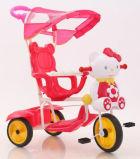 Kind-Dreirad scherzt Baby Trike Dreirad mit Plastikabbildung