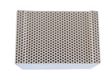 Generador de calor de cerámica en forma de panal de catalizador de sustrato