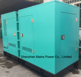 220kVA de Diesel van Cummins van de Macht van de classificatie Super Stille Luifel Genset van de Generator