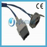 Sensor de la GE Trusat SpO2 de Oxy-F4-Mc, sensor adulto SpO2