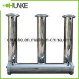 Alojamento do Filtro de água em aço inoxidável para Instalações / Alojamento da membrana RO