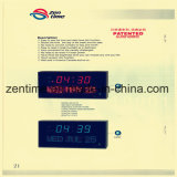 Horloge de mur chaude du modèle DEL Digital pour la décoration à la maison