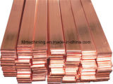 Rohrfitting-Messing zerteilt des flachen Stab-C37700 Teile