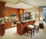 中国の高品質の台所家具、中国は食器棚を作った
