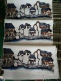 Stampante a base piatta di Fangda Fd1628 6m lungamente per stampa della maglietta