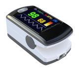 CE e FDA certificati - ossimetro di impulso di colore (CMS50E)