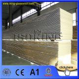 Precio de aluminio del panel de emparedado de la PU del panel de emparedado