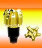 Le carbure de tungstène PDC fritté Bit Bit PDC, corps en acier