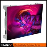 Pantalla de visualización de interior a todo color de LED del alquiler de la alta calidad P2.5