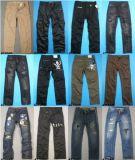 Pantalones ocasionales de los pantalones vaqueros del nuevo estilo