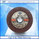 T41 amincissent le disque de découpage pour le métal 100-125mm