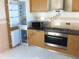Armoires de cuisine modulaires modernes pour meubles de maison