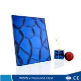 Argento/alluminio/rame libero/sicurezza/specchio di vetro della decorazione e vetro dello specchio