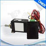 Traqueur du régulateur de vitesse GPS avec la vitesse et le millage réels