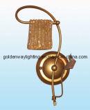 Настенный светильник (3210-1Золотой)