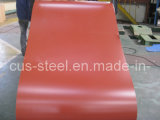 Prepainted電流を通された鋼板かカラーは鋼鉄コイルPPGIに塗った