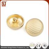 고품질 Monocolor 재킷을%s 둥근 개별 스냅 금속 단추