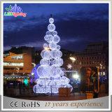 Im Freien LED Weihnachtsbaum des fördernden Feiertags-Dekoration-Licht-