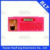 El rectángulo del papel de 10 dígitos con necesidad de la calculadora (BT-919) corrige la foto