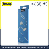 3.5mm InsteekTPE Getelegrafeerde Oortelefoon Earbud voor Draagbaar Media Player