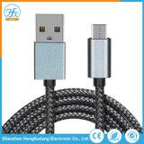 Customized 5V/2.1A Cabo de carregamento de dados micro USB para Celular
