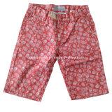 Herren Freizeit Baumwoll Shorts Hose für Großhandel (CFJ013)