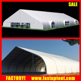 A China a curva de fábrica Marquee tenda na Irlanda Dublin Galway Cork Waterford