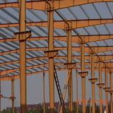 Taller de Fabricación de diseño del edificio con estructura de acero de almacén (SSF CE-001).