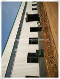 Construção forte do aço estrutural com alta qualidade