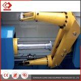 Alta frecuencia de cable eléctrico automático sola máquina de varamiento de torsión