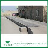Puente de báscula de camiones para estación de transferencia de residuos
