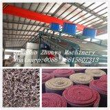 Linha planta da extrusão do tapete da esteira bem-vinda da bobina do PVC