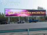 Affichage polychrome de panneau-réclame de la publicité extérieure DEL de Chipshow P16