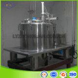 Pgz1000タイプ空気のスクレーパーの底排出の平らな化学結晶化の遠心分離機