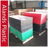 Farbiges Acrylplastikblatt mit Ladeplatten-Verpackung