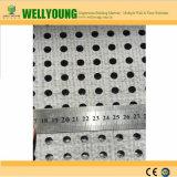 Облегченная декоративная Perforated панель стены MGO