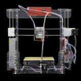 Stampante cinese di Prusa I3 3D con i multi filamenti di colore