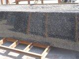 De smaragdgroene Plak van het Graniet van de Parel voor Countertops de Bevloering van de Muur
