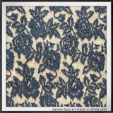 Шнурок вышивки сетки Rose для платья вечера