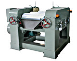 Tre mulino a cilindri di triplo del laminatoio dei laminatoi 3-Roller del rullo per la molatura del pigmento degli inchiostri