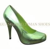 Chaussures de Madame haut talon de mode (YMD002077-1)