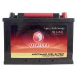 Estruendo sellado 75 de Otaichi de la batería de coche de la batería de plomo/frecuencia intermedia