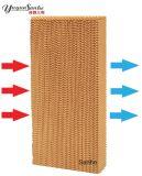 Rilievo di raffreddamento per evaporazione per la serra/la Camera/bestiame del pollame