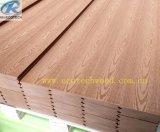 Decking de madeira do composto do polímero