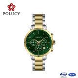 Conception personnalisée de métal chronographe Watch Watch