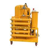 二重真空によって使用される誘電性オイル変圧器の石油フィルター機械(ZYD-150)