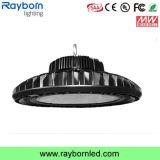 Lumière élevée 150W 200W 250W de compartiment d'UFO 140lm/W DEL certifiée par RoHS de la CE