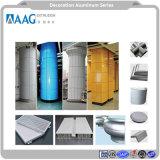 Perfil de aluminio decorativo (serie completa)