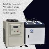 Láser de fibra soldadora manual para los productos metálicos